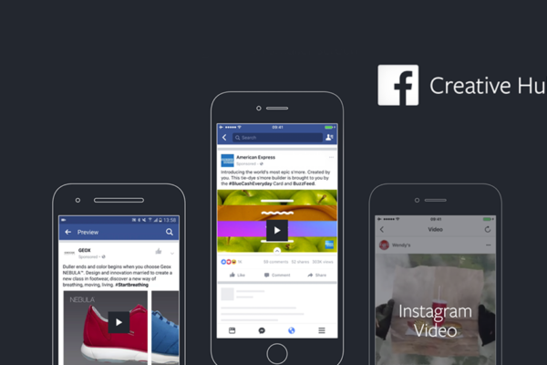 Creative Hub do Facebook