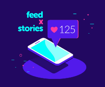 Feed ou Stories - AMKT